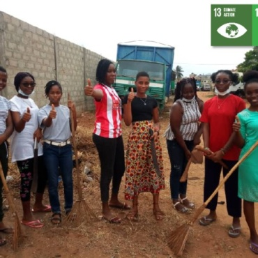 Clean environment service (Togo)